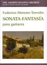 Sonata-Fantasia(Biscaldi/Gilardino) available at Guitar Notes.