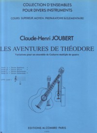 Les Adventures de Theodore available at Guitar Notes.