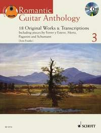 Romantic Guitar Anthology 3 [BCD] available at Guitar Notes.