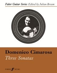 Three Sonatas (Bream) available at Guitar Notes.
