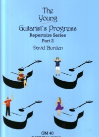 The Young Guitarist's Progress Repertoire Series, Part 2 available at Guitar Notes.