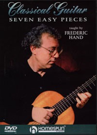 Seven Easy Pieces available at Guitar Notes.