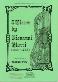 Three Pieces(Grayson) available at Guitar Notes.