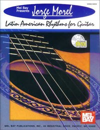 Latin American Rhythms for Guitar available at Guitar Notes.