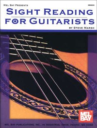 Sight Reading for Guitarists available at Guitar Notes.