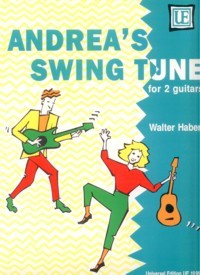 Andrea's Swing Tune available at Guitar Notes.