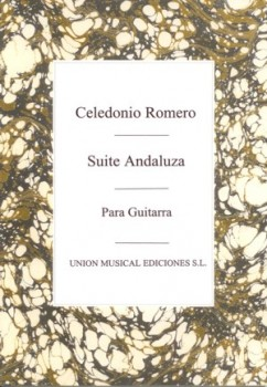 Suite Andaluza available at Guitar Notes.