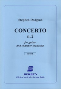 Concerto no.2 [Score] available at Guitar Notes.