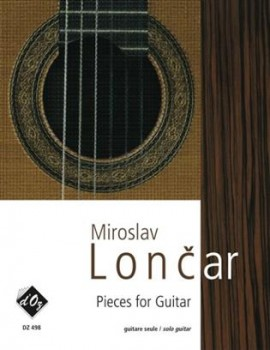 Pieces for Guitar available at Guitar Notes.