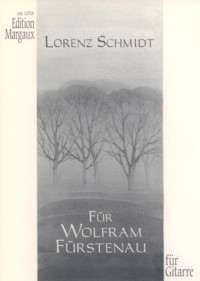 Fur Wolfram Furstenau available at Guitar Notes.