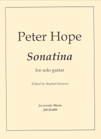 Sonatina (Kenyon) available at Guitar Notes.