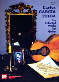 Collected Works available at Guitar Notes.