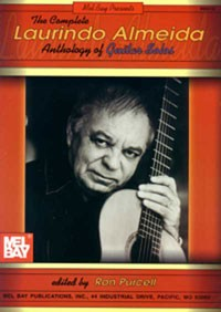 Complete Laurindo Almeida Anthology of Guitar Solos available at Guitar Notes.