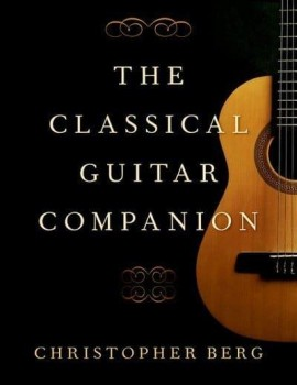 The Classical Guitar Companion available at Guitar Notes.