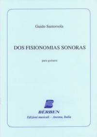 Dos Fisionomias Sonoras available at Guitar Notes.