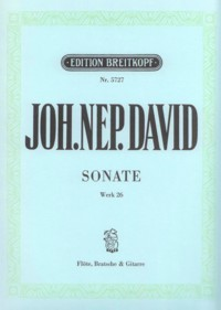 Sonate, op.26 [Fl/Va/Gtr] available at Guitar Notes.