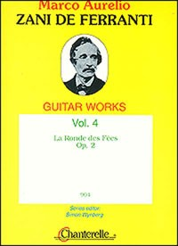 Guitar Works, Vol.4: La Ronde des Fees available at Guitar Notes.