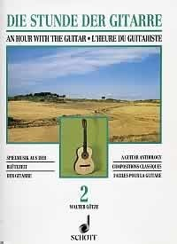 The Guitarist's Hour, Book 2 available at Guitar Notes.