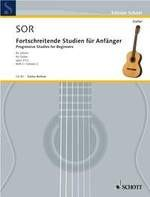 Progressive Studies for Beginners op.31/2 available at Guitar Notes.