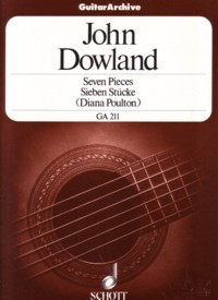 Seven Pieces(Poulton) available at Guitar Notes.