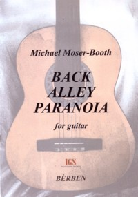 Back Alley Paranoia available at Guitar Notes.