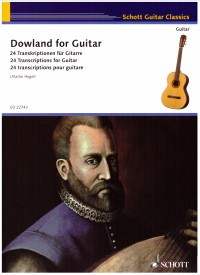 Dowland for Guitar (Hegel) available at Guitar Notes.