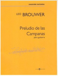 Preludio de las Campanas (2013) available at Guitar Notes.
