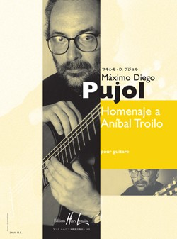 Homenaje a Anibal Troilo available at Guitar Notes.
