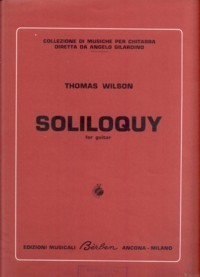 Soliloquy available at Guitar Notes.