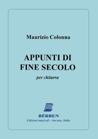 Appunti di Fine Secolo available at Guitar Notes.