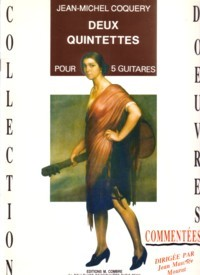 Deux Quintettes available at Guitar Notes.