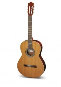 Cuenca: Model 20 available at Guitar Notes.