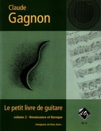 Le petit livre de guitare, Vol.2 available at Guitar Notes.