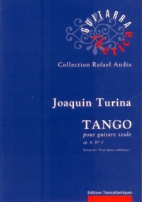 Tango op.8/2(Andia) available at Guitar Notes.