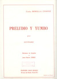 Preludio y Yumbo(Jumez) available at Guitar Notes.