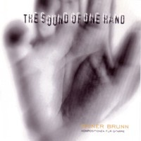 The Sound of One Hand available at Guitar Notes.