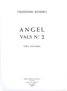 Angel, vals no.2 available at Guitar Notes.