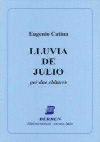Lluvia de Julio available at Guitar Notes.