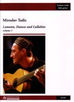Laments, Dances and Lullabies available at Guitar Notes.