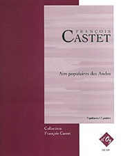 Airs populaires des Andes available at Guitar Notes.