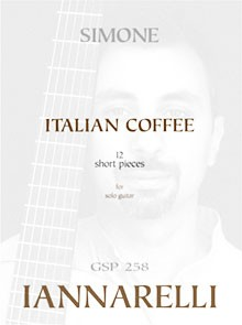 Italian Coffee available at Guitar Notes.