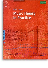 Music Theory in Practice, Grade 1(Taylor) available at Guitar Notes.