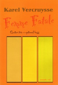 Femme Fatale available at Guitar Notes.