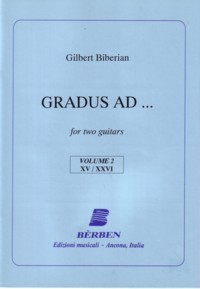Gradus Ad: Vol.2 available at Guitar Notes.