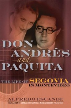 Don Andres and Paquita available at Guitar Notes.