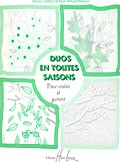 Duos en toutes saisons [vn/gtr] available at Guitar Notes.