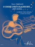 Comme des chansons, Vol.1 available at Guitar Notes.
