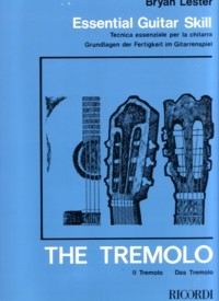 Essental Guitar Skills:The Tremolo available at Guitar Notes.