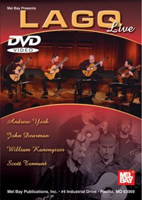 Live! available at Guitar Notes.