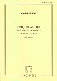 Triquilandia no.1 (1231) available at Guitar Notes.